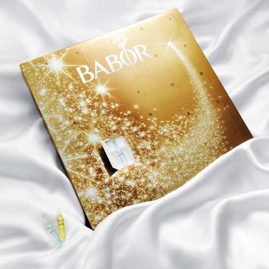 BABOR Beauty-Adventskalender unterstützt die Stiftung KinderHerz