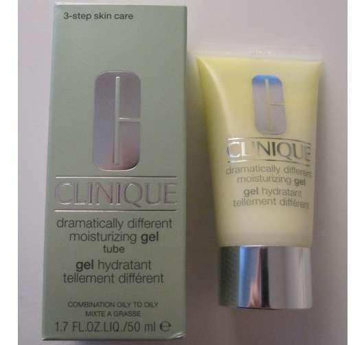 Clinique Dramatically Different Moisturizing Gel (für Hauttyp 3 und 4)