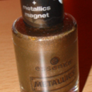 essence metallics nail polish (Magnet-Nagellack), Farbe: 02 Copper Rulez!