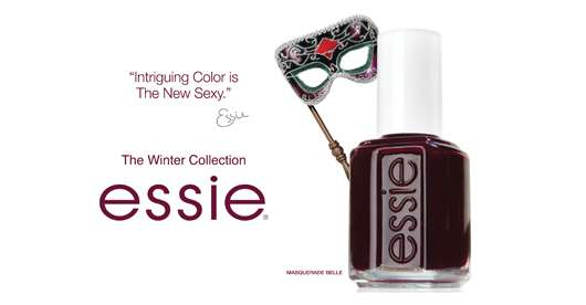 """essie Winter Collection 2010 """"A Winter's Tale"""""""