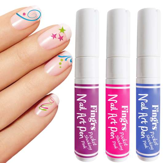Do It Yourself mit dem FING'RS Nail Art Pen