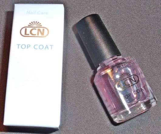 LCN Nail Care Top Coat