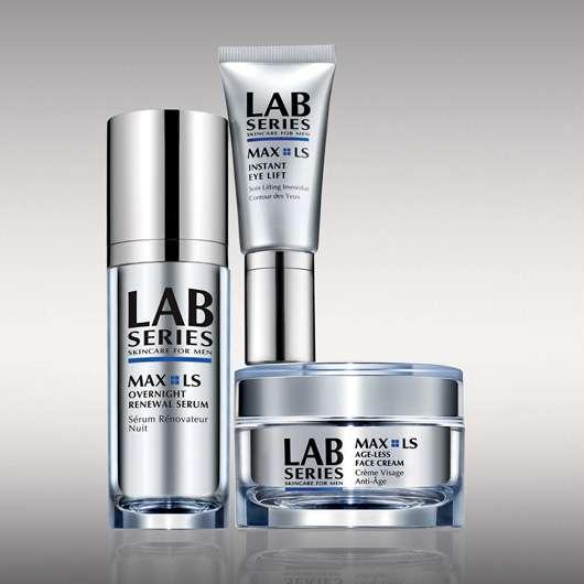 MAX LS Overnight Renewal Serum & MAX LS Instant Eye Lift