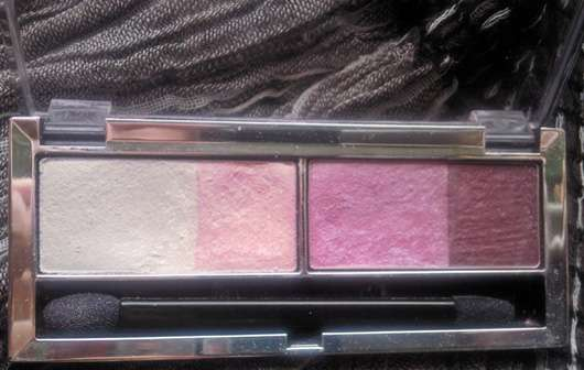 Maybelline Eyestudio Quattro Lidschatten, Farbe: 01 Vivid Pinks
