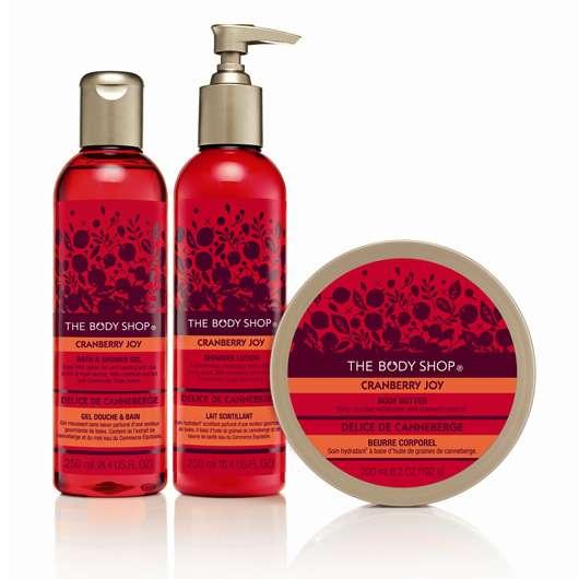 Limitierte Weihnachtsgeschenke für Bad, Körper & Zuhause von The Body Shop®