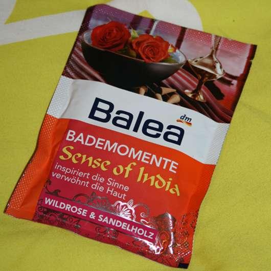 "Balea Bademomente ""Sense of India"" (Wildrose & Sandelholz)"