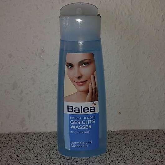 Balea erfrischendes Gesichtswasser mit Lotusblüte (für normale & Mischhaut)