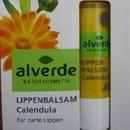 alverde Lippenbalsam Calendula