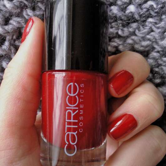 Catrice Ultimate Nail Lacquer, Farbe: Caught on the red carpet