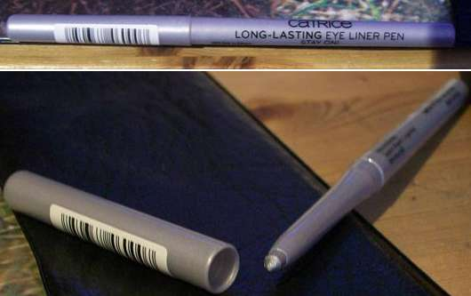 Catrice Long-Lasting Eye Liner Pen, Farbe: 090 Talk is Silver