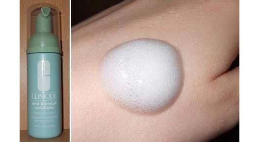 Clinique Anti-Blemish Solutions Cleansing Foam