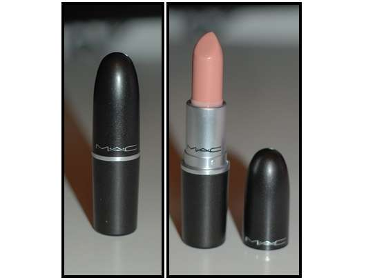 M.A.C. Cremesheen Lipstick, Farbe: Creme d' nude