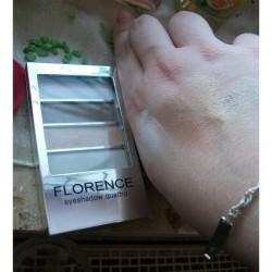 Produktbild zu Florence Eyeshadow Quattro – Farbe: 3