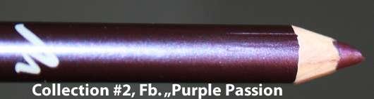 Manhattan Collection #2 Khol Kajal Eyeliner, Farbe: Purple Passion
