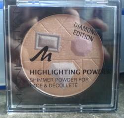 Produktbild zu MANHATTAN Highlighting Powder Diamond Edition