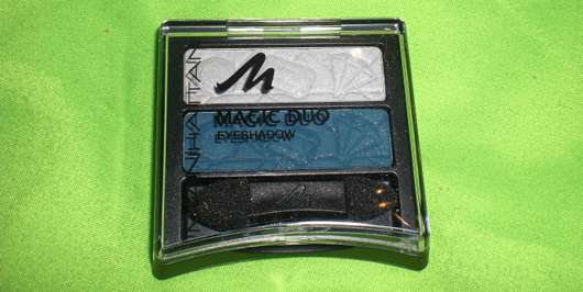 Manhattan Magic Duo Eyeshadow Diamond Edition, Farbe Blue Sapphire