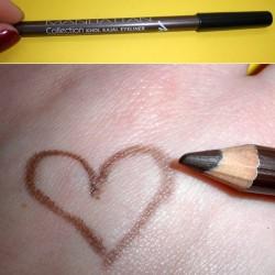 Produktbild zu MANHATTAN Collection Khol Kajal Eyeliner – Farbe: Dark Chocolate