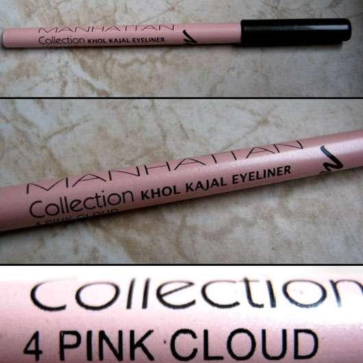 Manhattan Collection #2 Khol Kajal Eyeliner, Farbe: 4 pink cloud