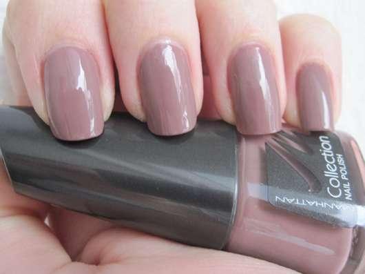 test nagellack manhattan collection 2 nail polish. Black Bedroom Furniture Sets. Home Design Ideas