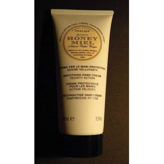 Perlier Body Honey Miel Smoothing Hand Cream