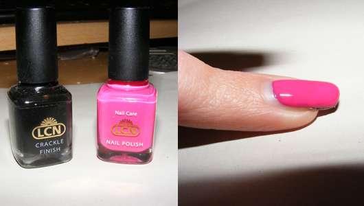 LCN Nail Polish, Farbe: Pink
