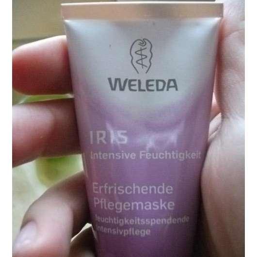 Weleda Iris Erfrischende Pflegemaske