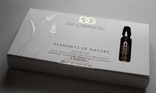 """Dr. Grandel """"Elements Of Nature""""- Epigran"""