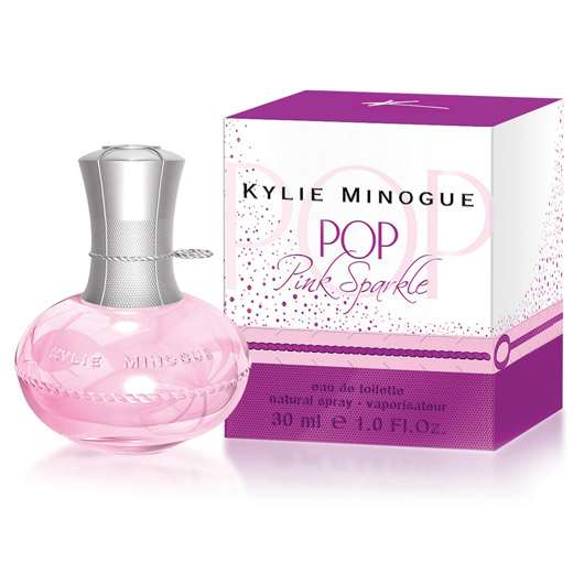"""Kylie Minogue Pink Sparkle POP"""