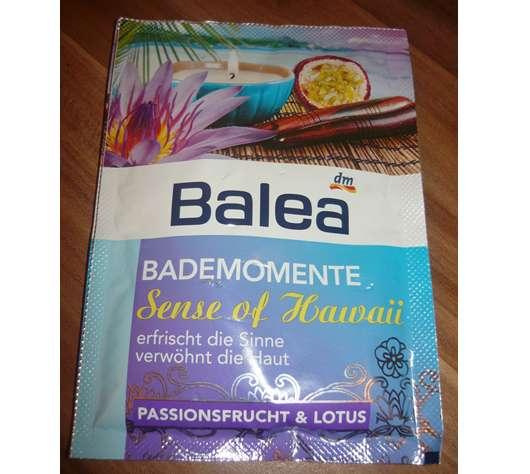 "Balea Bademomente ""Sense of Hawaii"" (Passionsfrucht & Lotus)"