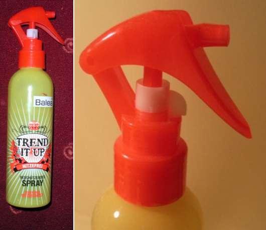 Balea Trend It Up Hitzefrei – beschützendes Spray (Hitzeschutz)