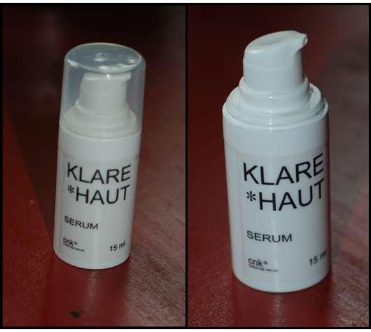 cnk* Christine Niklas Klare Haut Serum