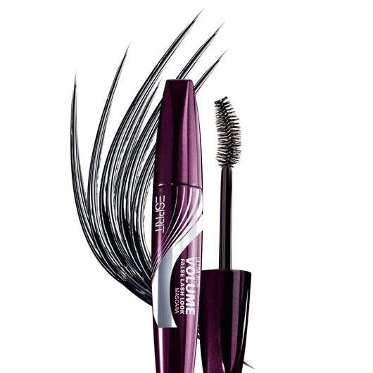 Ultra Rich Volume False Lash Look Mascara von Esprit cosmetics