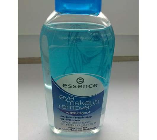 essence eye makeup remover (waterproof)