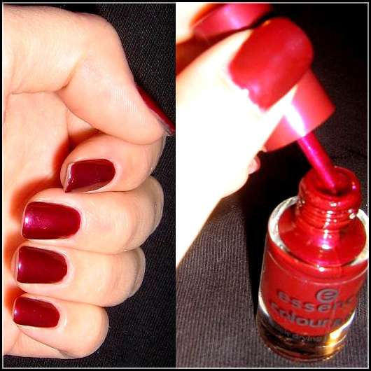 essence colour & go nail polish, Farbnr.: 31 hypnotic poison