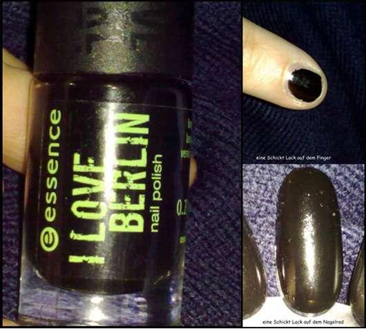essence I love Berlin nail polish, Farbe: 05 Berlin Story