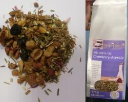 Produktbild zu King's Crown Wellness Tee Cranberry-Acerola