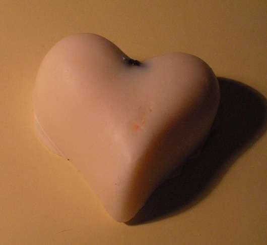 LUSH Soft Coeur Massagebutter