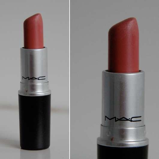 test lippenstift m a c lipstick farbe brave ac testbericht von pia101. Black Bedroom Furniture Sets. Home Design Ideas