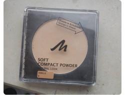 Produktbild zu MANHATTAN Soft Compact Powder Natural Look – Farbe: 8 Vanille