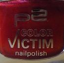 p2 color victim nailpolish, Farbe: 221 charismatic