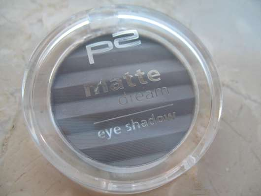 p2 matte dream eye shadow, Farbe: Grey Style