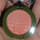"""p2 your wild side crazy reptile eye shadow, Farbe: 020 tempting peach (aus der """"your wild side"""" LE)"""