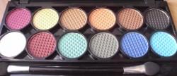 Produktbild zu Sleek MakeUP I Divine Chaos Lidschatten Palette