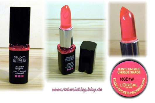 L'Oréal Studio Secrets Professional Universal Lip Glow