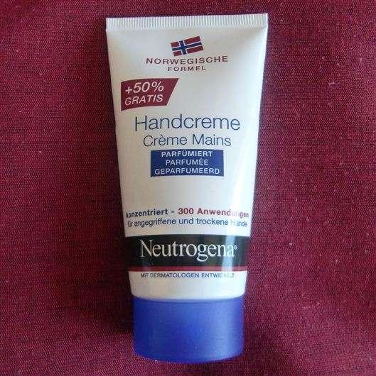 Neutrogena Norwegische Formel Handcreme (parfümiert)
