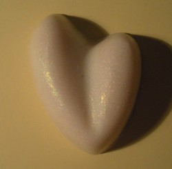 Produktbild zu LUSH Shimmy Shimmy (Glitzernde Massagebutter)