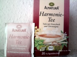 Produktbild zu Alnatura Harmonie-Tee