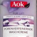 AOK Pur Lift Porenverfeinernde Waschcreme (für straffe & reine Haut ab 30)