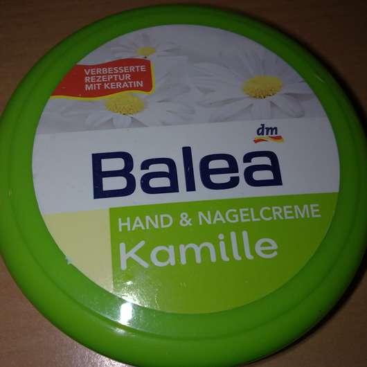Balea Hand & Nagelcreme Kamille