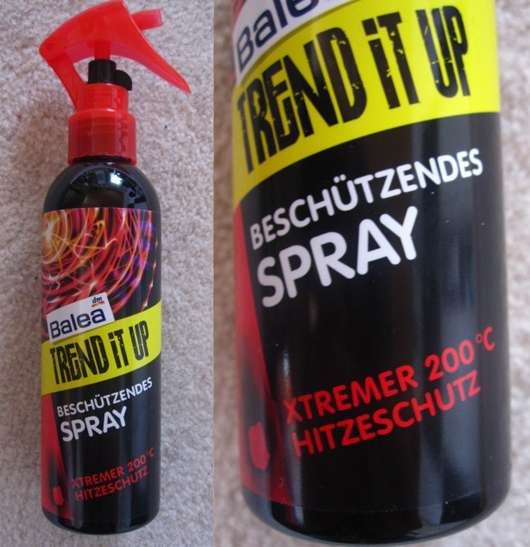 Balea Trend It Up Beschützendes Spray